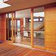 finestra scorrevole a vasistas / in alluminio / a doppi vetri / termoisolante