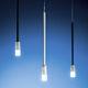lampada a sospensione / in vetro / moderna / LED