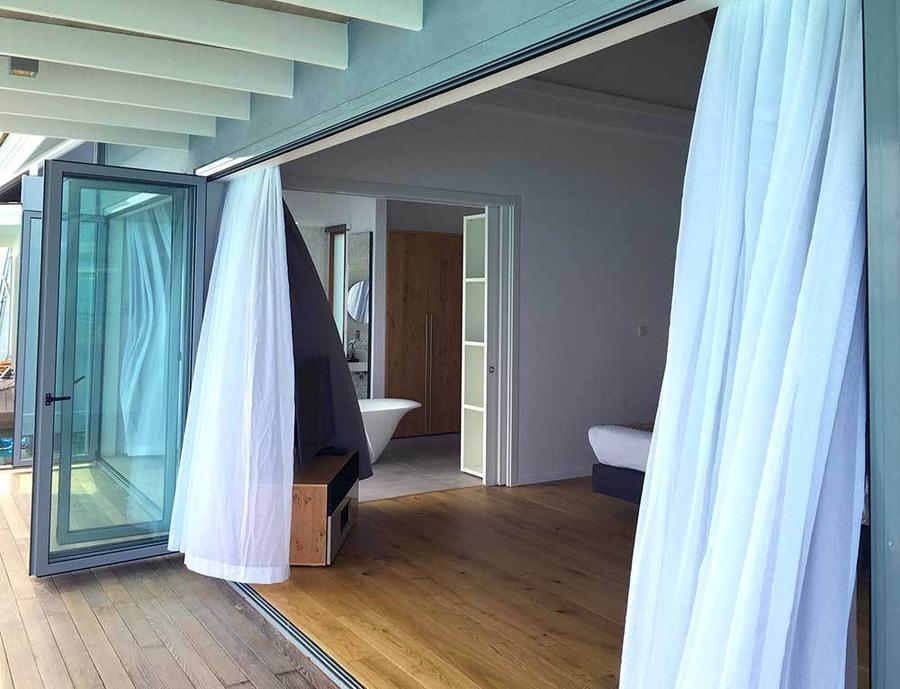 Località di soggiorno dell\'albergo di lusso – Maldive ...