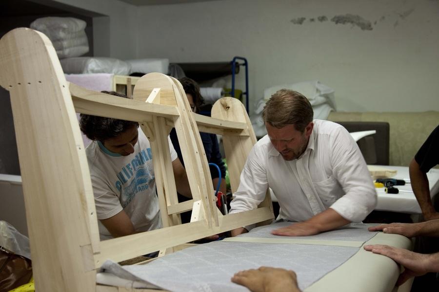 Telai in legno massello: ecco cosa si nasconde dentro i ...