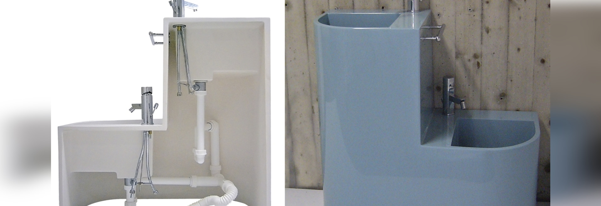 ALL, lavabo speciale