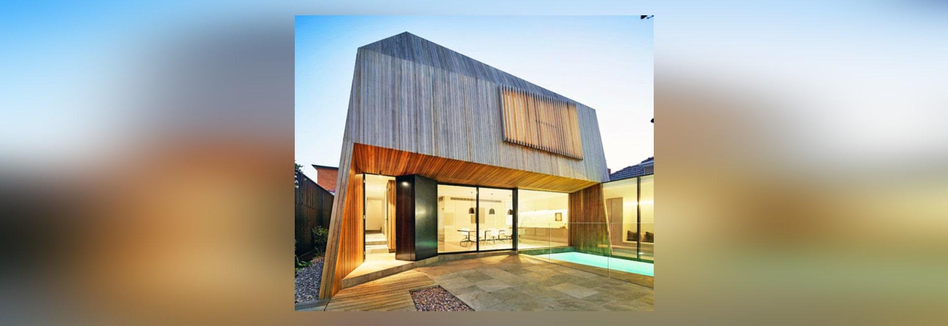 Gli architetti timidi di Yiontis usano la geometria GRASSETTO per estendere una casa del Victorian