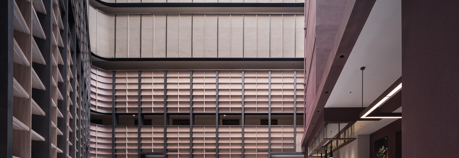 Atour S Hotel / BEHIVE Architetti