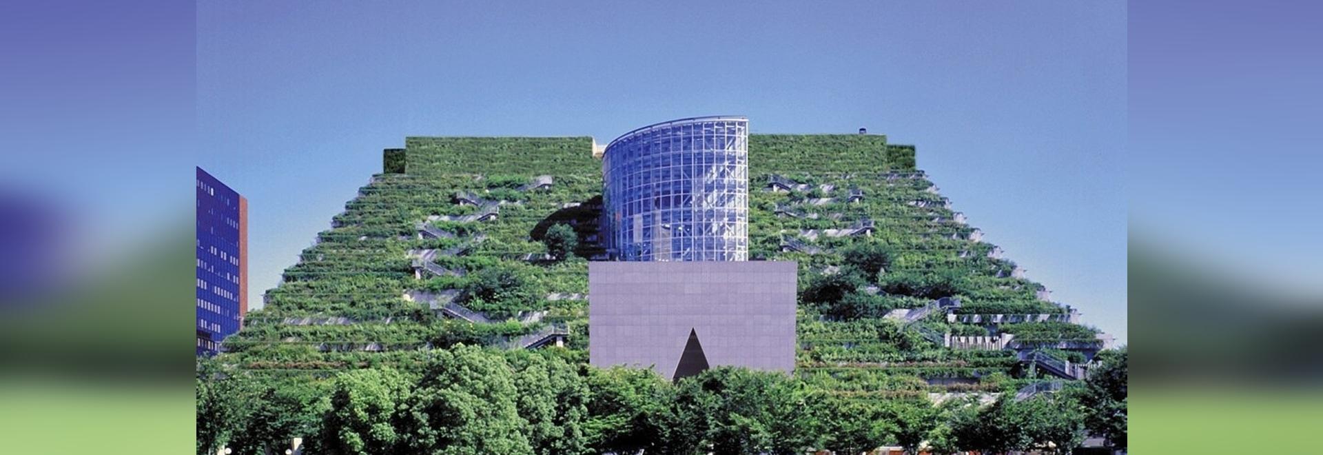 Centro ACROS a Fukuoka, Giappone