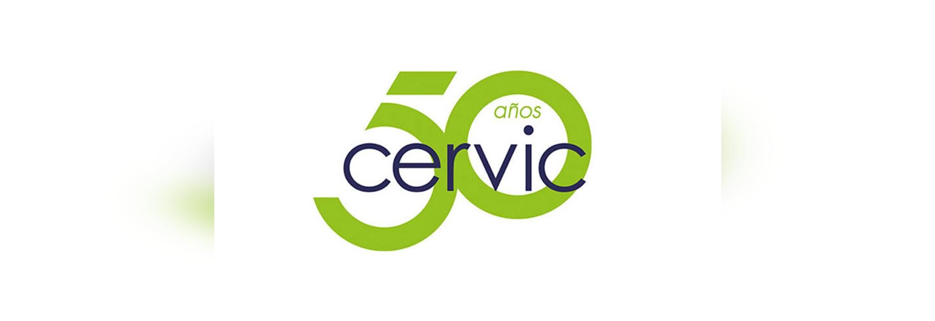 Cervic festeggia il suo 50° anniversario
