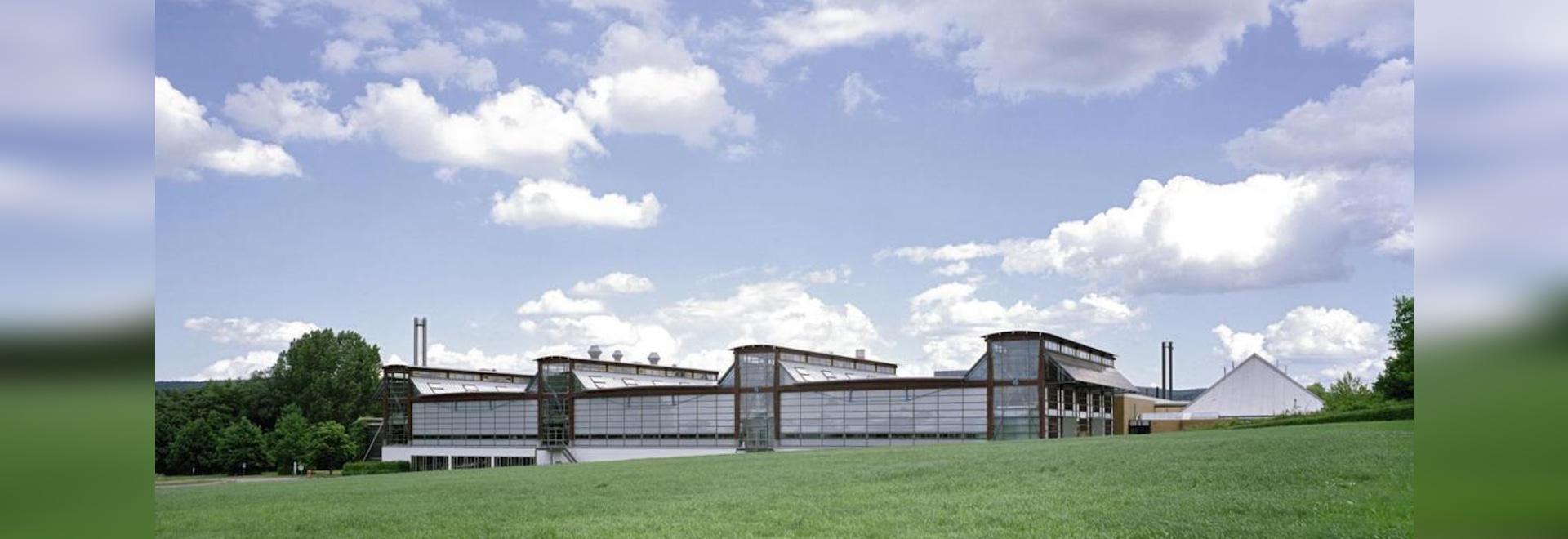 Edificio di produzione Wilkhahn