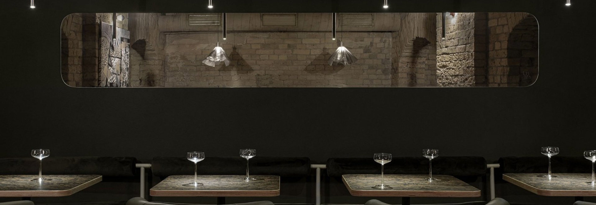 Il fascino sotterraneo di Balthazar Wine Bar a Kiev