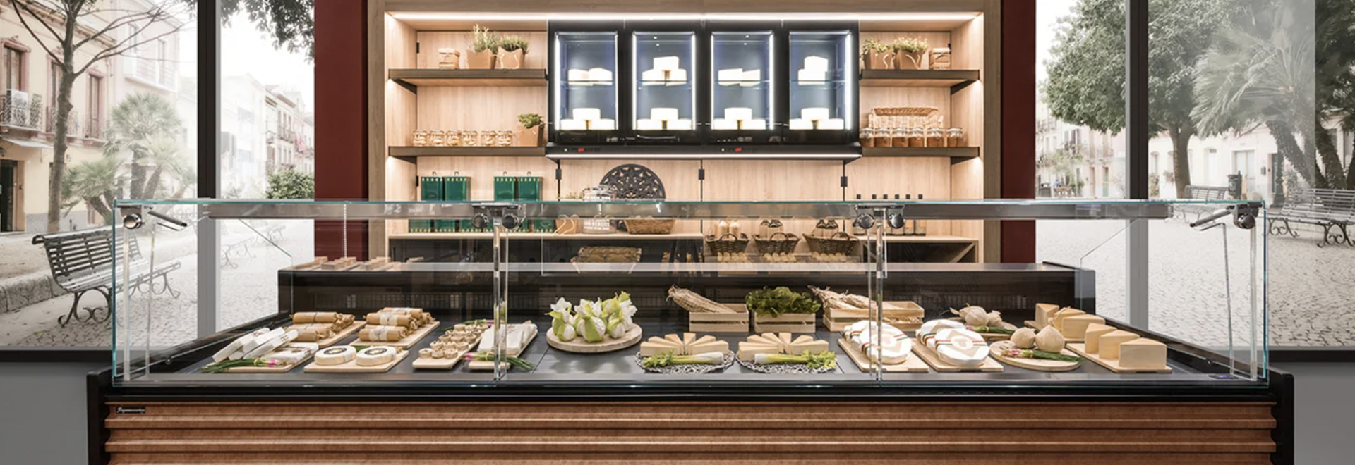 Frigomeccanica presenta la nuova serie di banchi food ad alta tecnologia