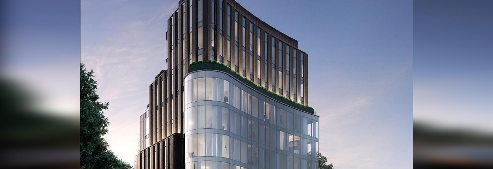 Giannone Petricone Associates progetta boutique residenziali a Toronto