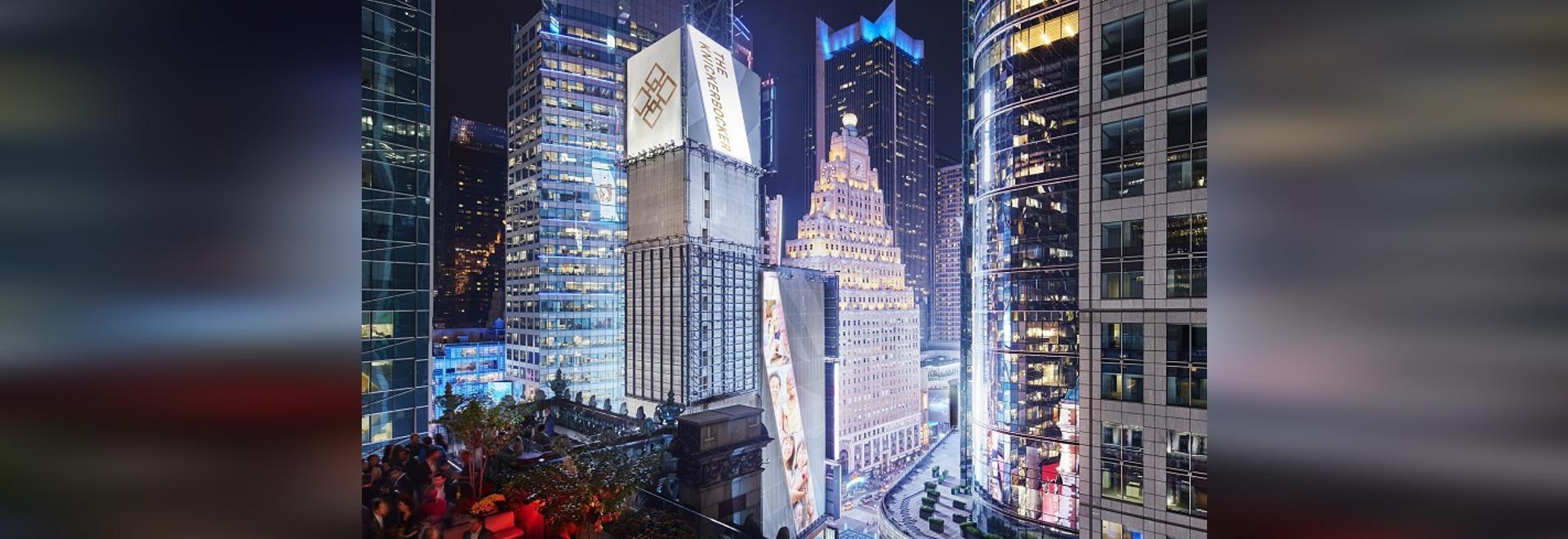 Il Knickerbocker New York