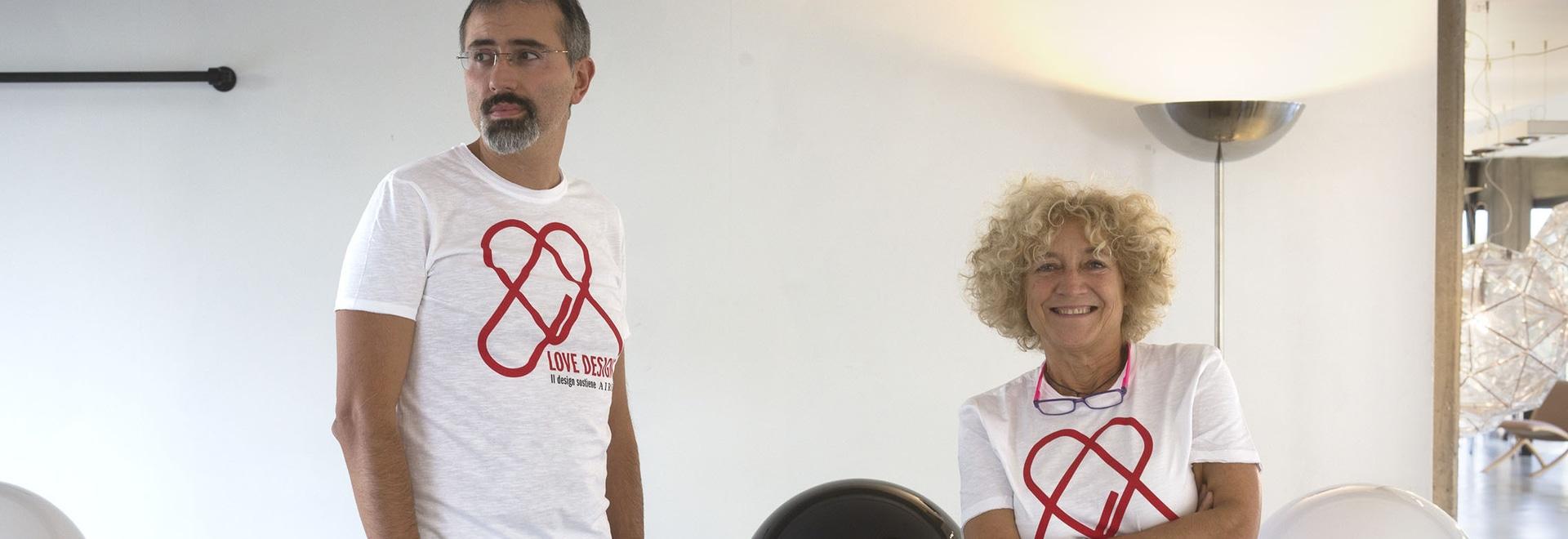 Marco Ghilarducci e Emiliana Martinelli