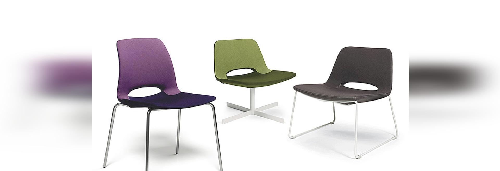 Novità: Sedia KATIA, design Alessio Pozzoli