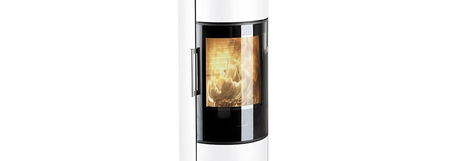 NUOVO: stufa di legno del riscaldamento da calore intelligente di HWAM AS