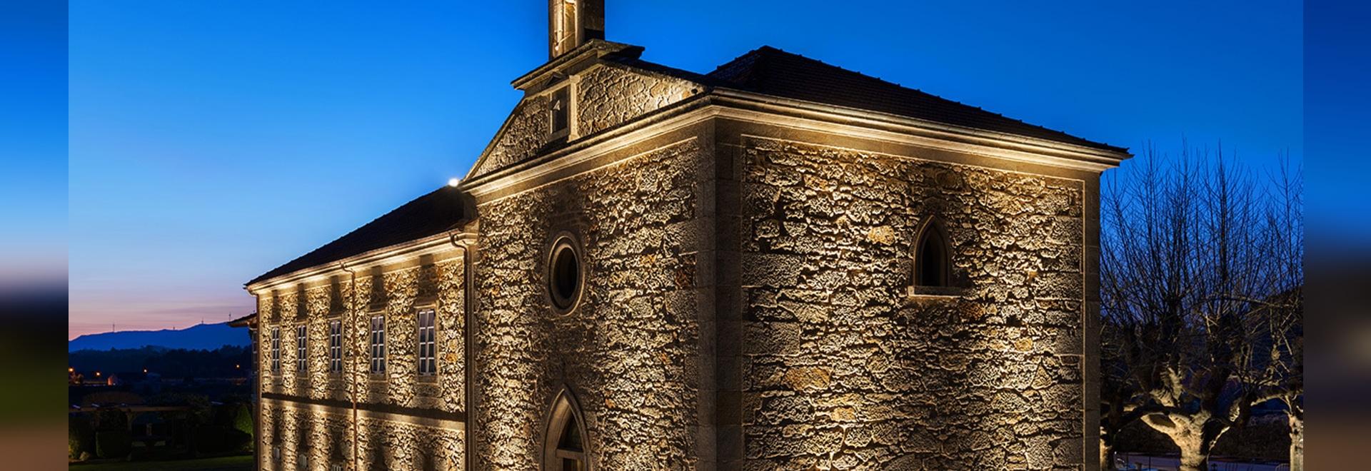 Pazo un Toxeiriña - un Moraña, Galizia, Spagna