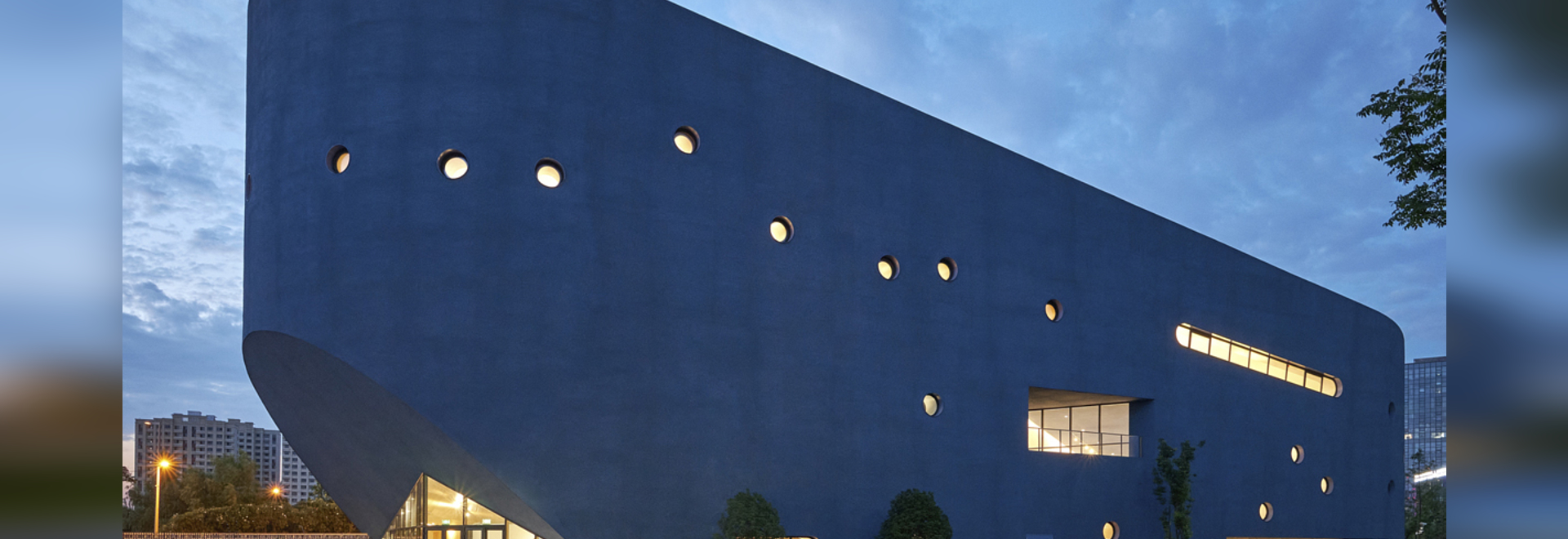 Pinghe Bibliotheater / OPEN Architecture