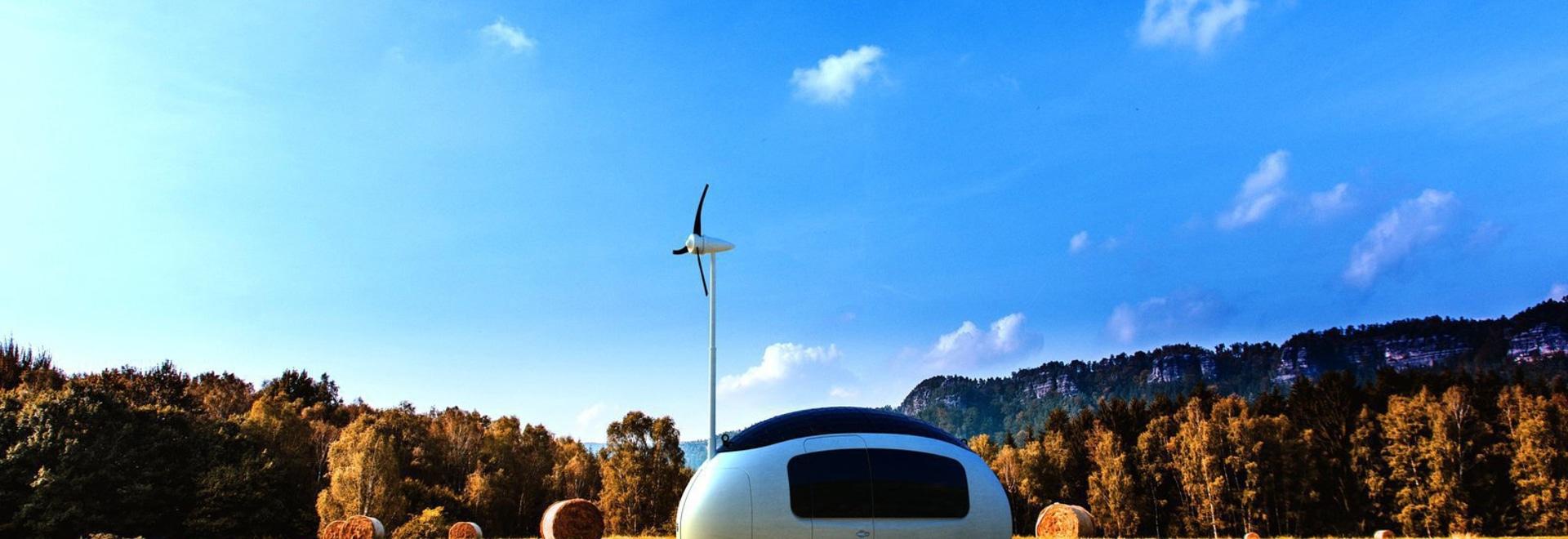 È possibile acquistare finalmente una Micro Home Ecocapsule negli Stati Uniti.