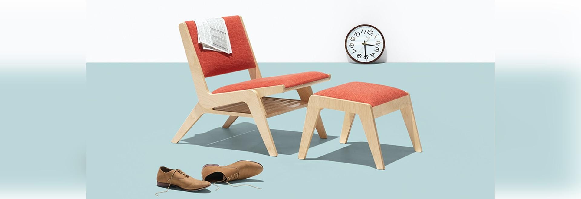 Possiedi un pezzo della nuova collezione di mobili Usonia di Frank Lloyd Wright