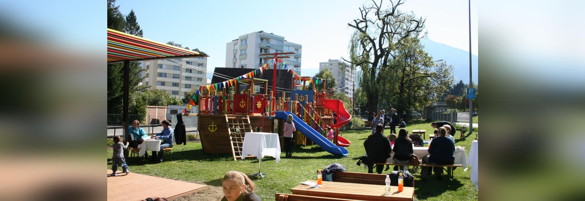 Progetto di assistenza all'infanzia