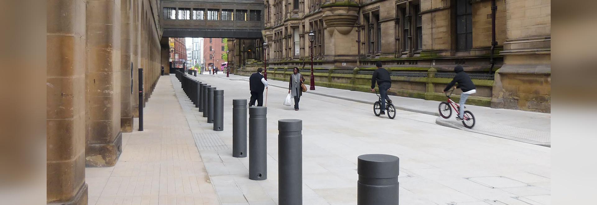Progetto: Manchester (Gran Bretagna)