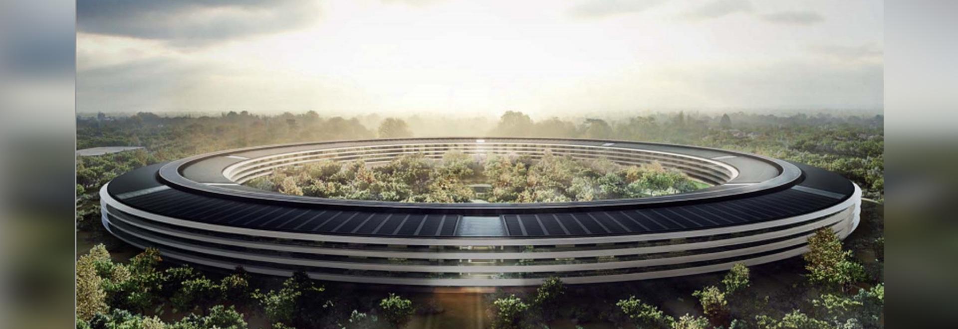 Sede centrale di Apple Cupertino