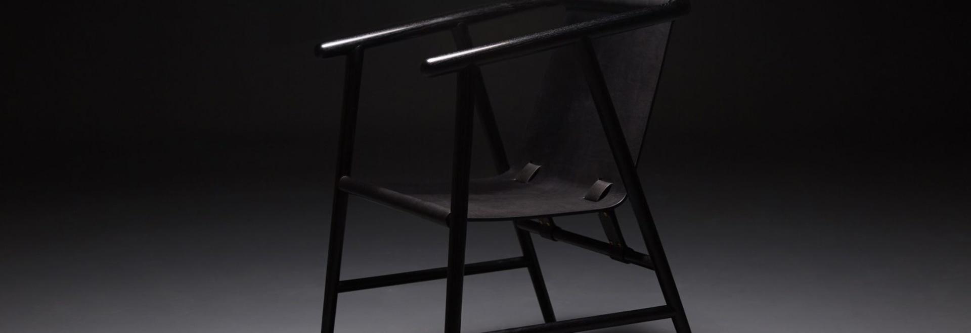 Il sogno nero è una serie «di mobilia con anima» da Sheng Yin e da Kai Yi