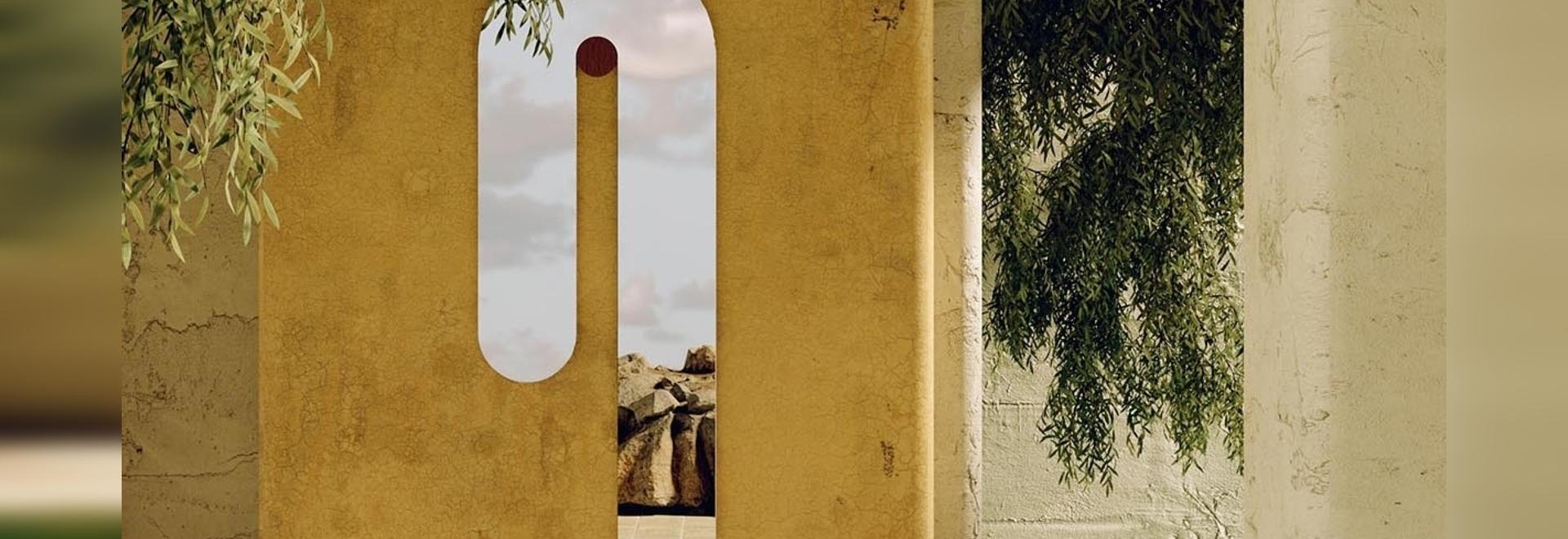 Specchi e mobili appaiono per fondersi nell'ultima collezione di Bower Studios