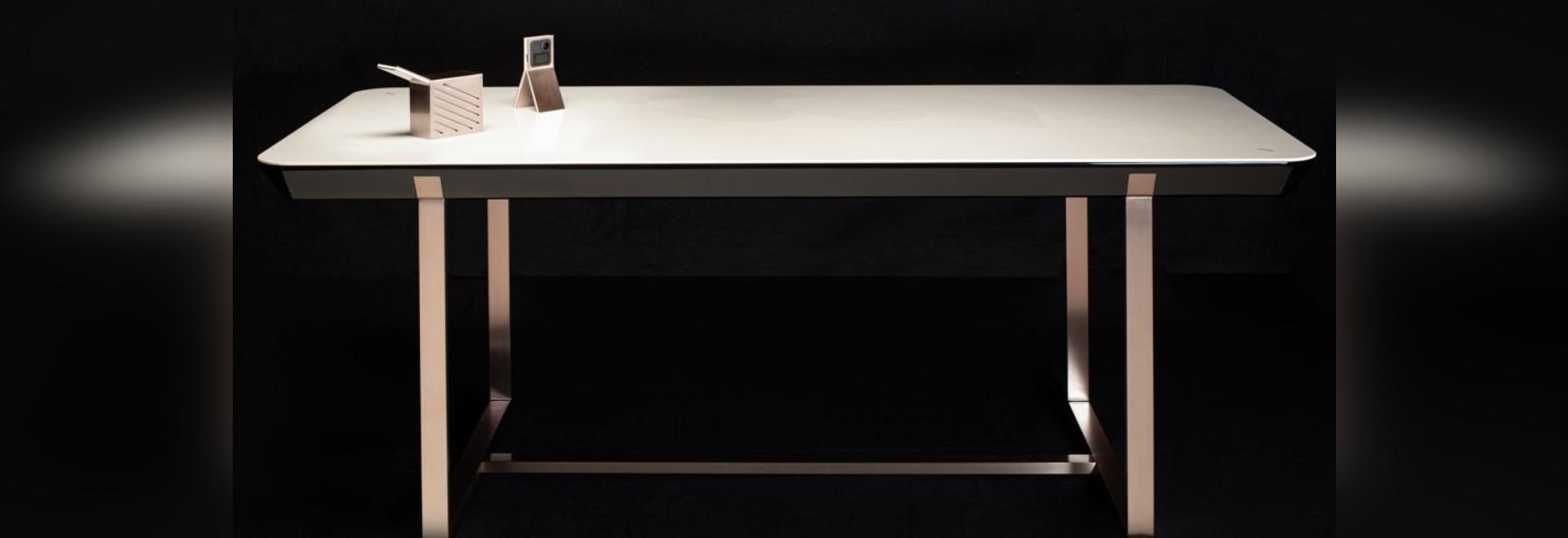 Il Versâtis - Eurokera Smart Table di Jean-Marc Gady