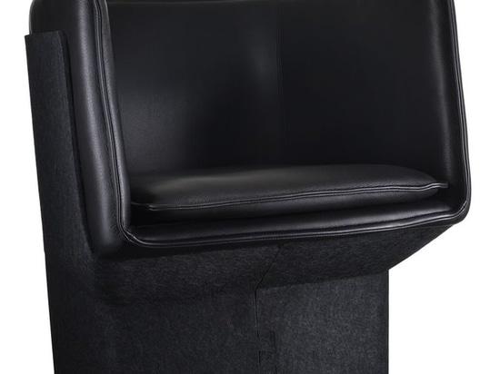 NUOVO: sedia contemporanea da Swedese Möbler