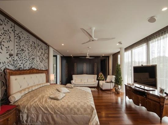 Camera da letto di Pois