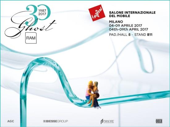 GHOST 30th @ Salone del Mobile.Milano
