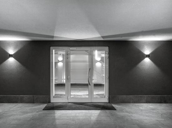 """RossiniGroup illumina il nuovo complesso """"Residenza La Quercia"""""""