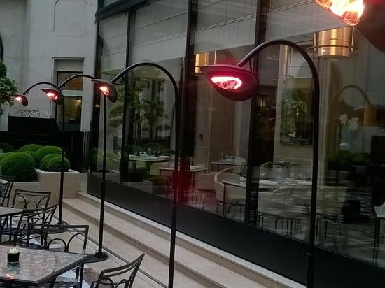 Phormalab all'hotel George V Parigi di Four Seasons