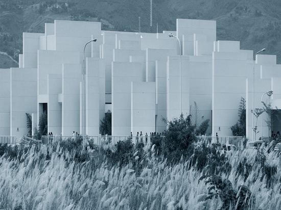 Cortesia di architettura di CAZA