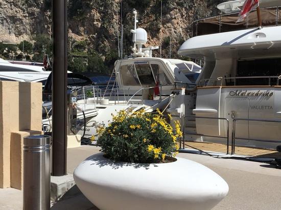 Molo Jean Charles Rey - Principato di Monaco