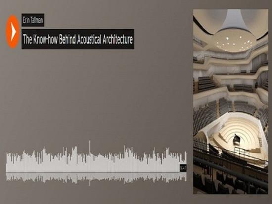 Sale da concerto: Acustica, materiali & progettazione