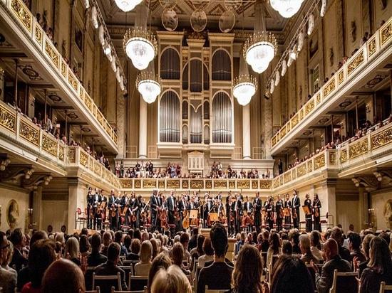 Il Konzerthaus di Berlino. Immagine via Cole Jarman