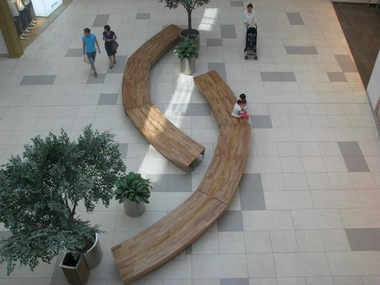Progetto del centro commerciale del Kazakistan