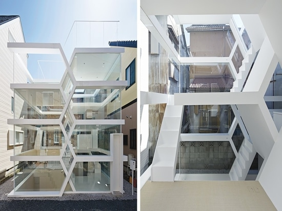 S-casa/architetti di Yuusuke Karasawa
