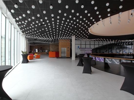 Edificio per uffici di Superministry in Tallin, Estonia