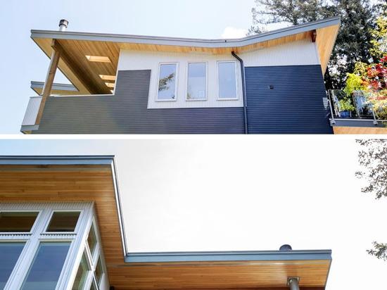 Cliff House da UN'architettura + dagli interni del SEME