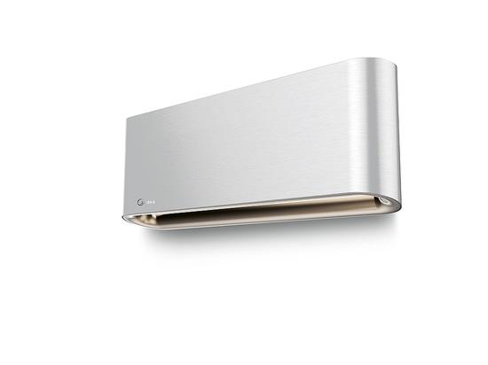 Condizionatore d'aria con aria fresca e la terapia di colore