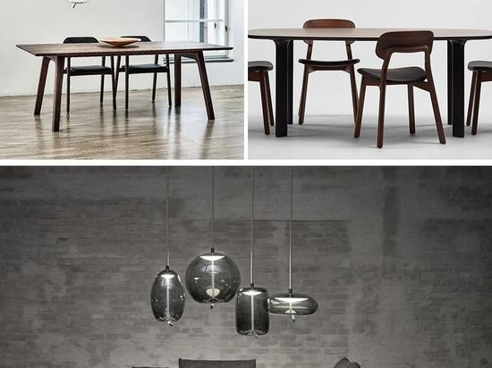 ChiaramonteMarin Designstudio ha creato una lampada di vetro nominata KNOT