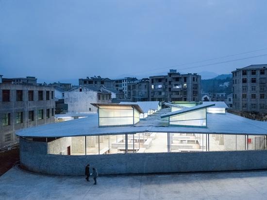 Teatro dell'alimento fresco/descrivere lo studio di architettura