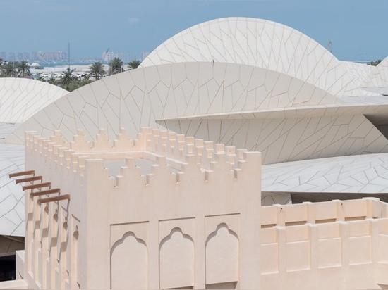 il museo nazionale del qatar di jean nouvel apre al pubblico
