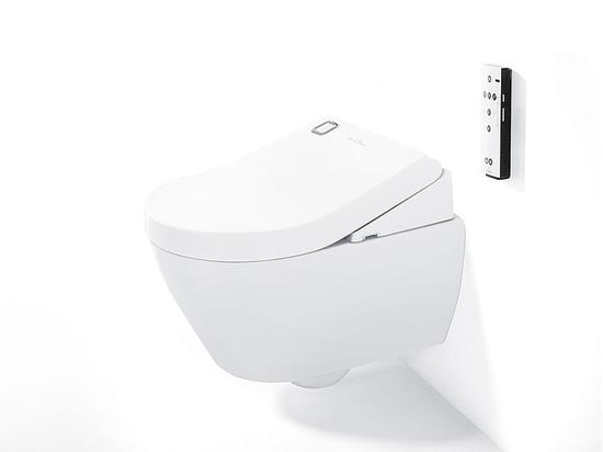VICLEAN - Le sedi elettroniche innovarici di bidet da Villeroy&Boch