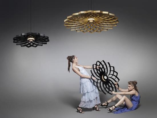Collezione Statement lighting - Dahlia di Jasper van Grootel