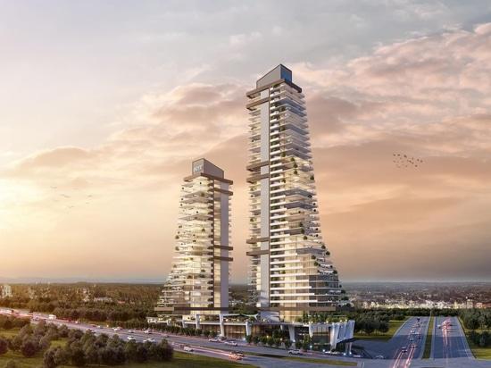 Progetto Ender Construction Concept Project