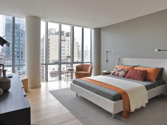 Con la nuova sede a Soho, Lema cresce negli USA attraverso il contract residenziale.
