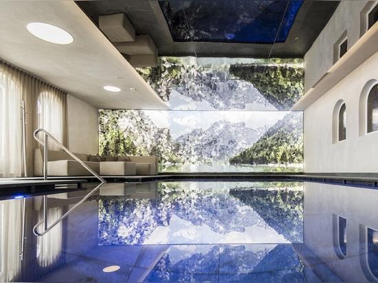 Hotel Hubertus ….oscillante tra cielo e terra