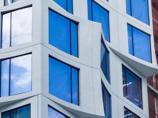 11 hoyt, una lussuosa torre residenziale di una banda di studio, in cima al centro della città di ruscello